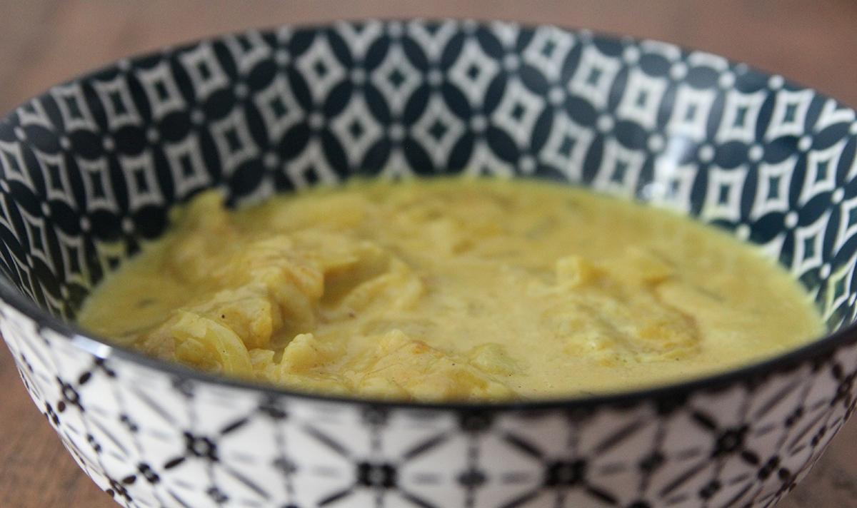Fish mole: curry di pesce allo stile del Kerala